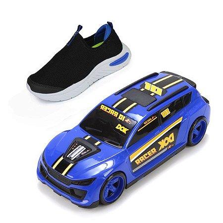 Tênis Dok Racer 9123522 25/32 Caixa Com 12 Pares