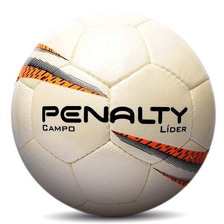 Bola de Campo Penalty Líder X Preto & Laranja