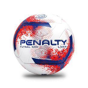 Bola de Futsal Penalty Lider XXI - Vermelho e Royal