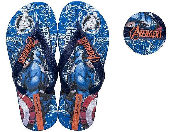 Chinelo Ipanema Avengers Brave 26644 23/32 Caixa com 12 Pares