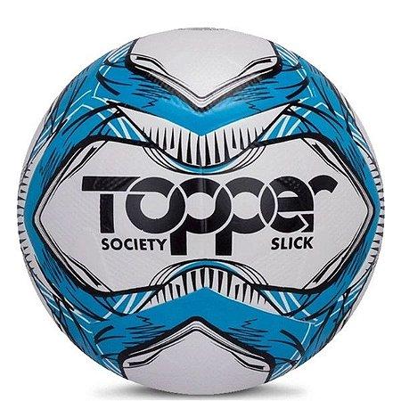 Bola Topper Slick Society 5162 Azul e Preto
