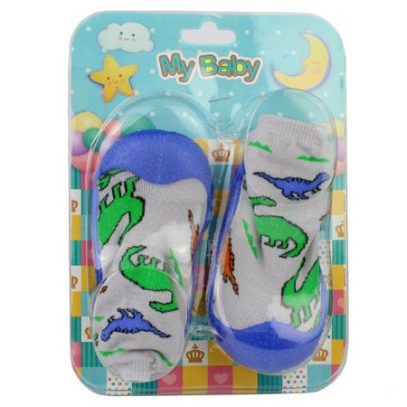 Sapato com Meia My Baby 08.03.175 18/22 Caixa Com 12 Pares