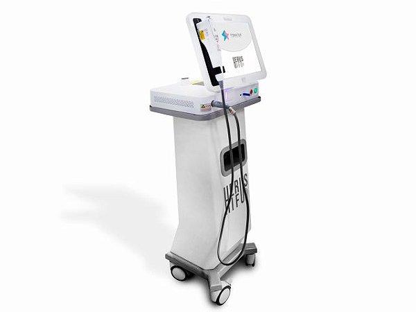Herus HIFU Fismatek - Ultrassom Microfocado para Lifting não Cirúrgico - 5 cartuchos