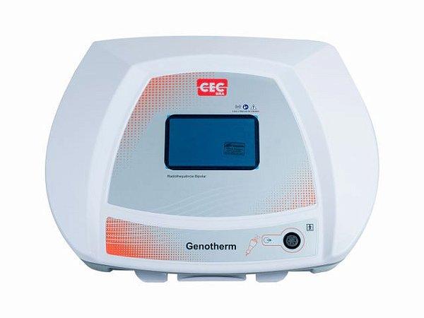 Genotherm Max - Cecbra - Aparelho de Radiofrequência Bipolar