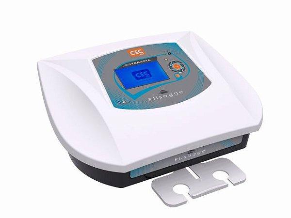 Plisagge - Aparelho de Vacuoterapia Digital e Peeling de Diamante - Cecbra 110V