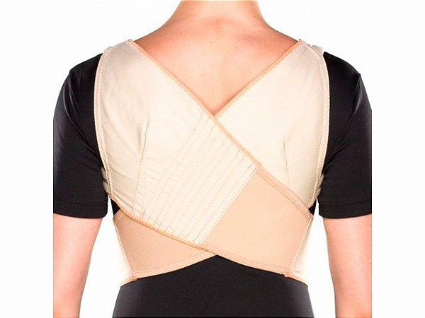 Espaldeira Para Postura De Brim - Chantal tamanho M