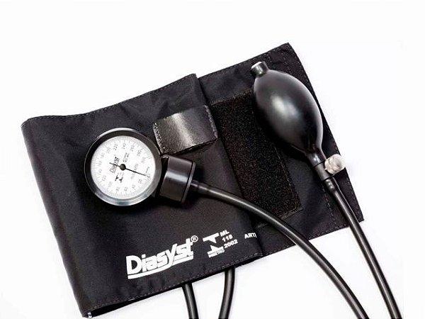 Aparelho de Pressão - Fecho Velcro - Obeso - Diasyst