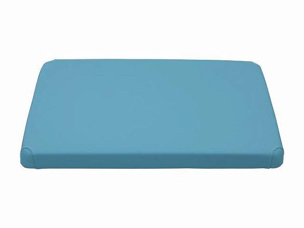 Estofamento Cadeira Combo - Linha Classic Pilates - Arktus azul celeste