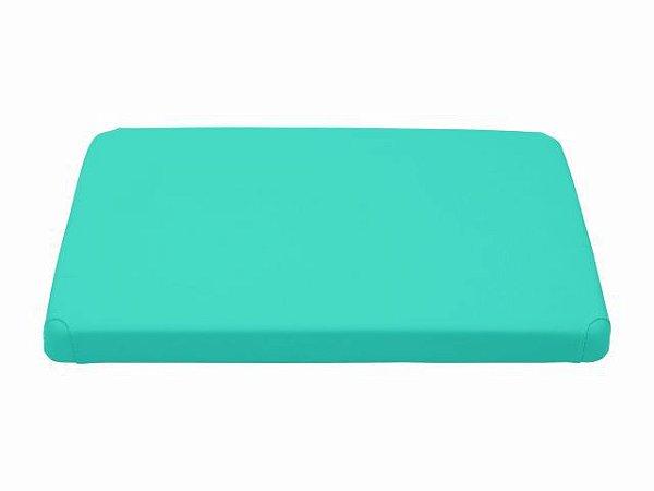Estofamento Cadeira Combo - Linha Classic Pilates - Arktus verde claro