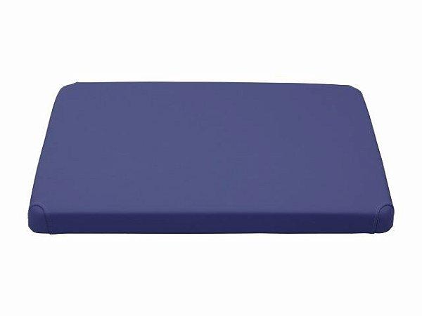 Estofamento Cadeira Combo - Linha Classic Pilates - Arktus azul escuro