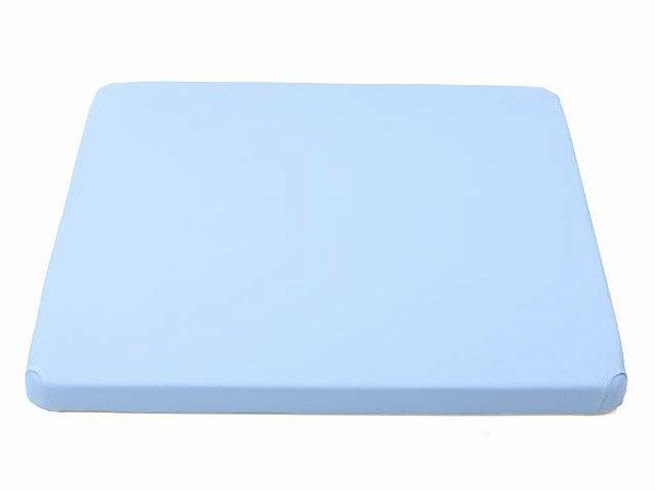 Estofamento Reformer com Plataforma de Extensão - Linha Classic - Arktus azul claro