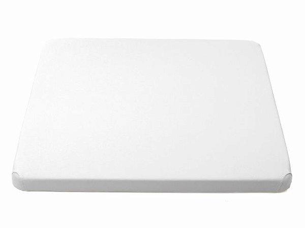 Estofamento Reformer com Plataforma de Extensão - Linha Classic - Arktus branco