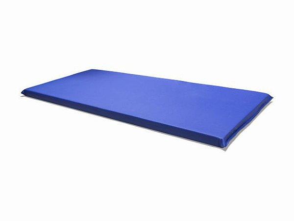 Colchonete em Courvin - 100x42cm - D23 - Vittaflex Azul escuro