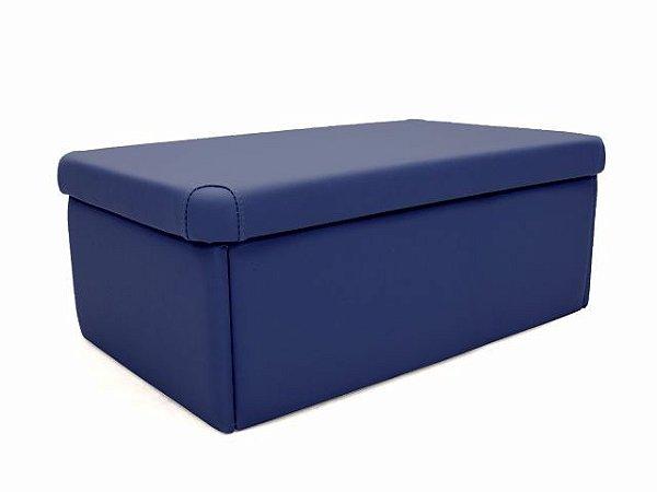 Caixa Pequena para Pilates Classic e Cross - Arktus azul escuro