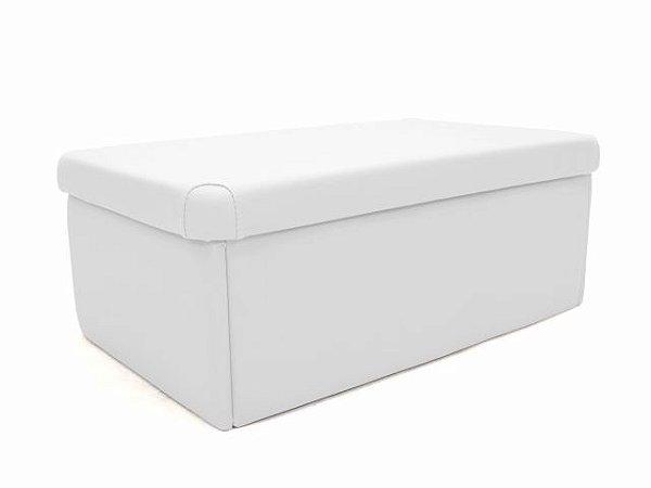 Caixa Pequena para Pilates Classic e Cross - Arktus branco