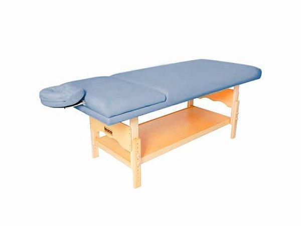 Maca De Massagem Reclinável Com Altura Regulável, Orifício Plêiades - Legno azul