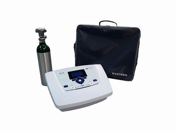 Oxy Tonederm - Aparelho de Ozonioterapia Com Vácuo + Cilindro e Bolsa
