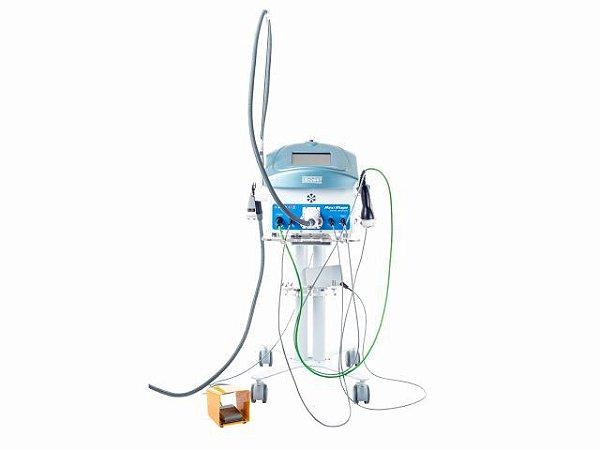 MaxiShape Cryo Station Bioset - Aparelho de Radiofrequência, RF com Refrigeração, Ultracavitação e PSW e LED