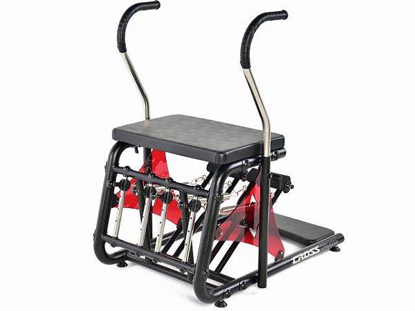 Aparelho de Cross Pilates Cadeira Combo - Step Chair - Arktus