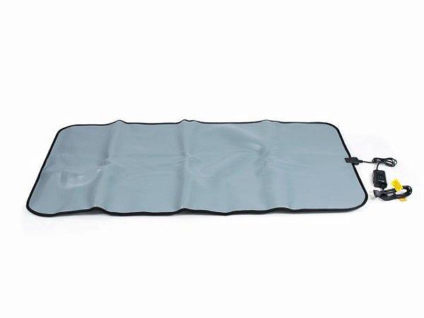 Manta Térmica Termotek - 70x145cm - Prata - Estek 220V