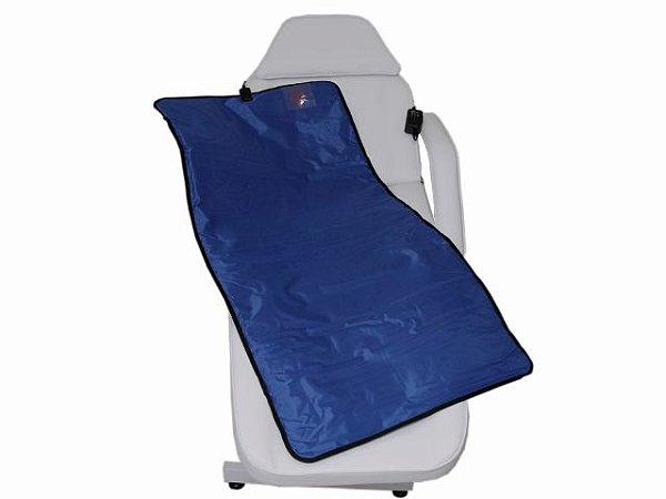 Manta Térmica Termotek - 70x145cm - Azul - Estek 110V