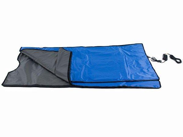 Manta Térmica Corporal Termotek - Mini Dome - Azul – Estek 220V