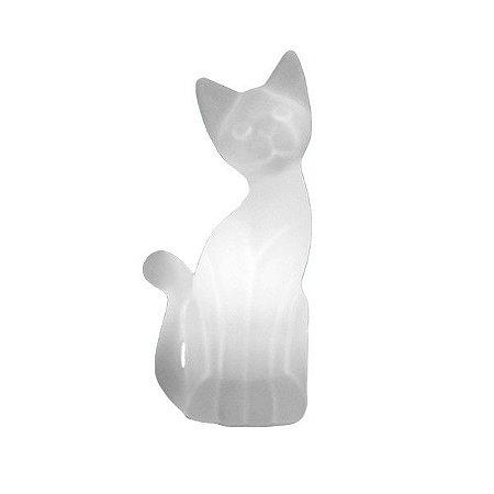 Luminária Gato Magrelo - Natural