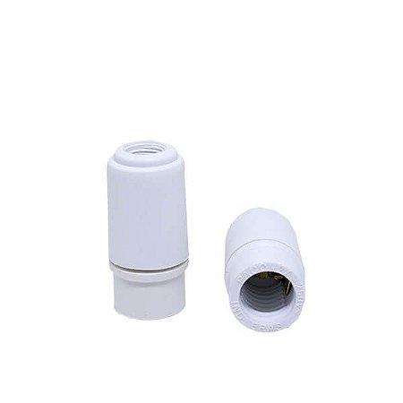 Soquete Pequeno Mignon - Bocal E14 - BRANCO