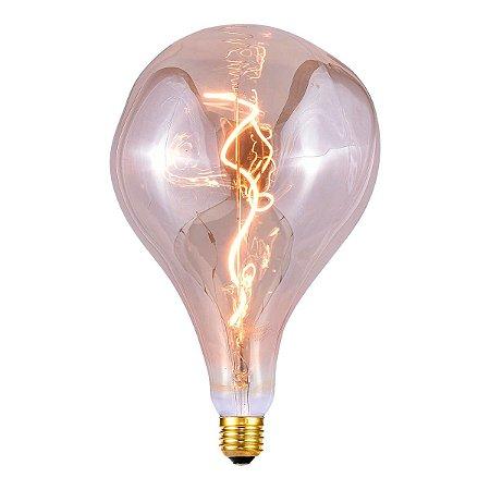 Lâmpada Filamento LED Retrô - PS52 4W Soft - BIVOLT