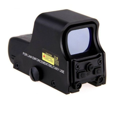 Red Dot 553 Graphic Sight OPEN ERD0628