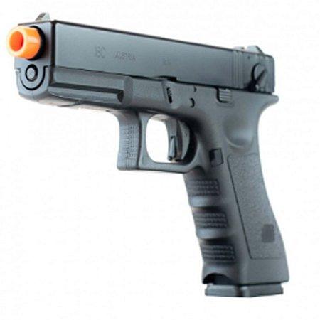 Pistola de Airsoft GBB ARMY ARMAMENT Glock R18 Black Cal 6mm