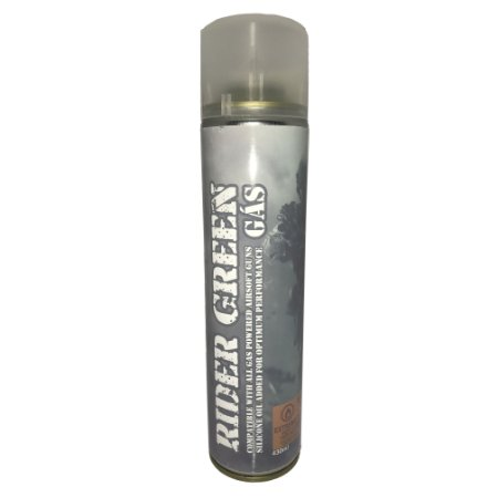 Green Gas para Airsoft Rider KNOCKOUT 430ml