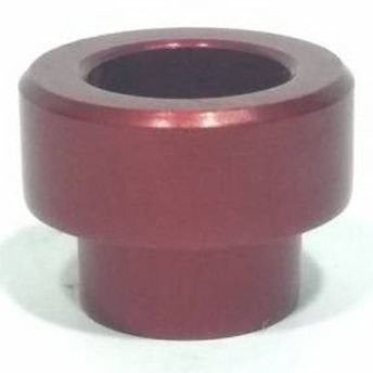 Flash Hider AND PARTS Sem Rosca UNIVERSAL Vermelho