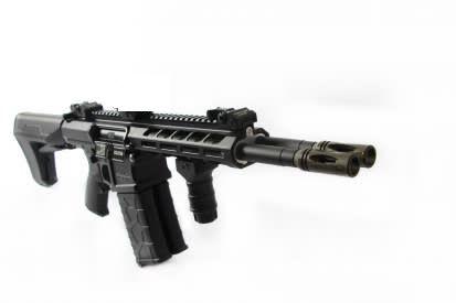Rifle de Airsoft AEG CLASSIC ARMY NEMESIS DT-4 CA118M Cal .6mm