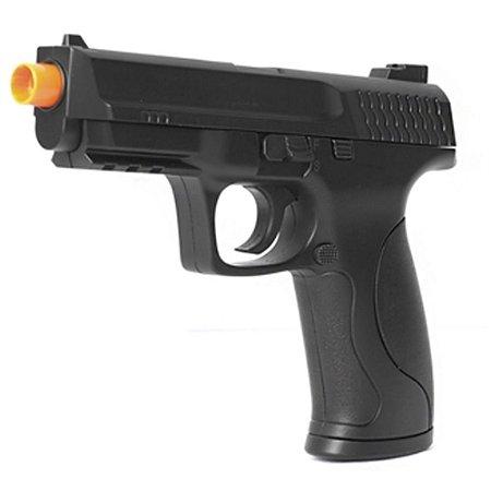 Pistola de Airsoft SPRING DOUBLE EAGLE M293 Preto Cal 6mm
