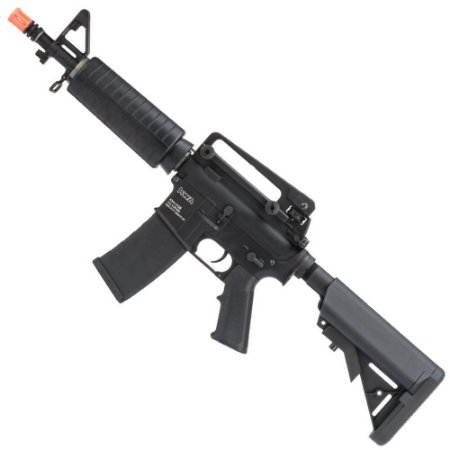 Rifle de Airsoft AEG KWA KM4 CQB Cal 6mm