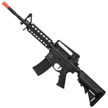 Rifle de Airsoft AEG QGK M4 YANKEE S-1 Cal 6mm