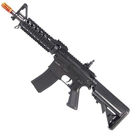 Rifle de Airsoft AEG CYMA CM505 M4 Ris RAS II Preto Cal 6mm