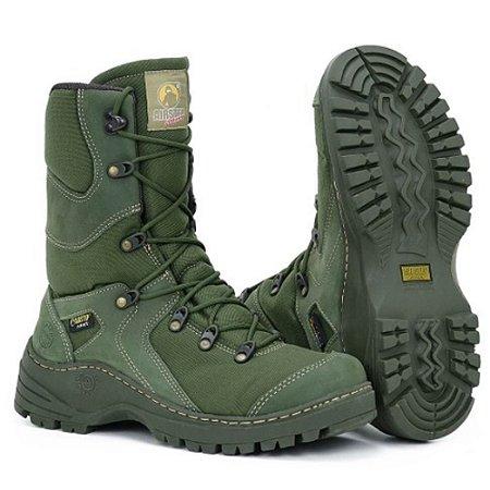Bota Tatica AIRSTEP Olive Drab Army 8990-9