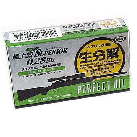 Munição para Airsoft BBs TOKYO MARUI 0.28g 500UN