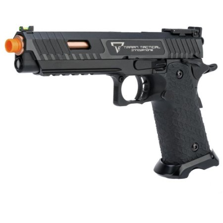 Pistola de Airsoft GBB AMORER WORKS / TTI / EMG Combat Master JHON WICK Cal 6mm