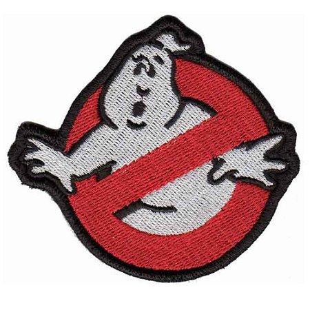Patch Bordado TALYSMA BORDADOS Ghostbusters - Os Caça Fantasmas FL01
