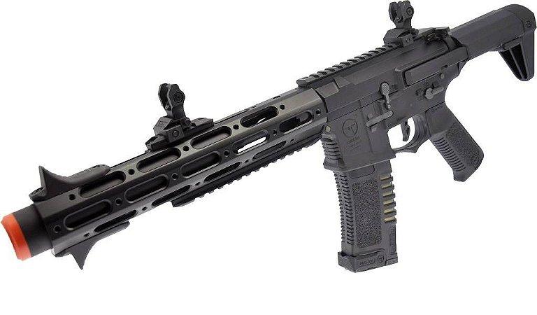 Rifle de Airsoft AEG ARES AMOEBA AM 013 Preto Cal 6mm