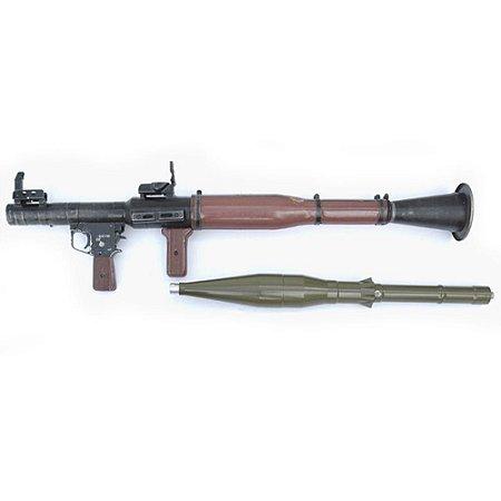 Lançador de Granada GBB RPG 7 Calibre 6mm