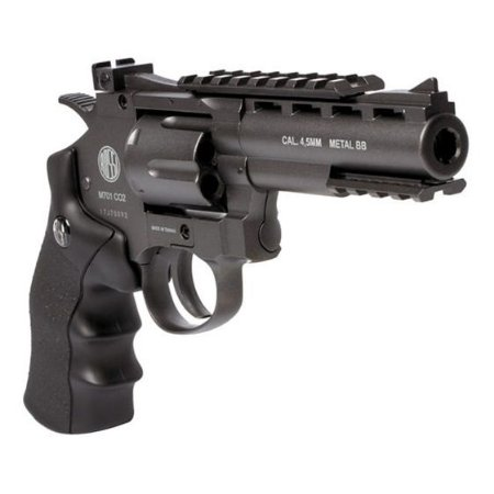 REVOLVER PRES WINGUN METAL CO2 4,5MM