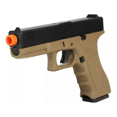 Pistola de Airsoft GBB  Army Armament  Glock R17A TAN cal. 6mm