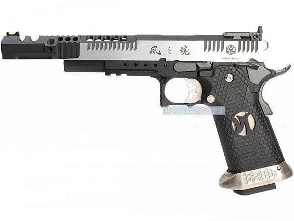 Pistola de airsoft GBB AW HX2401 Cal. 6mm