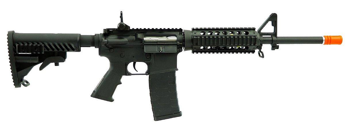 Rifle de Airsoft AEG  APS Kompetitor  M4   Cal. 6mm
