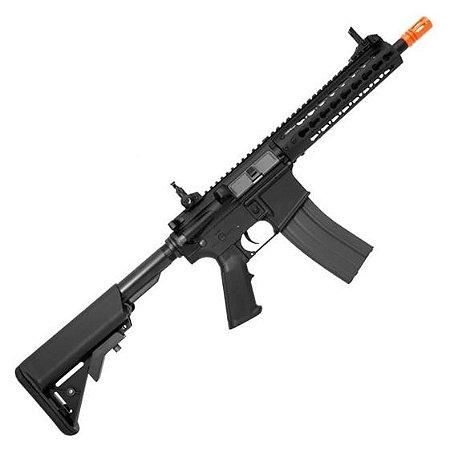 Rifle de Airsoft AEG  G&G  M4 CM15 KR CQB Black  Cal. 6mm