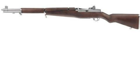 Rifle de Airsoft AEG  M1 Garand Silver G&g  Cal. 6mm Semi